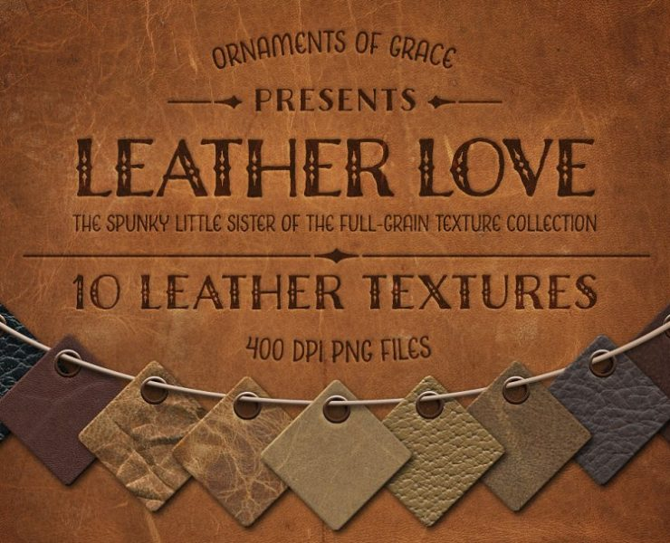 18+ Best Leather Textures Free Download