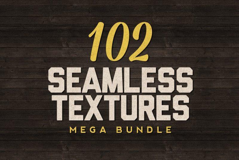 102 Textures Mega Bundle