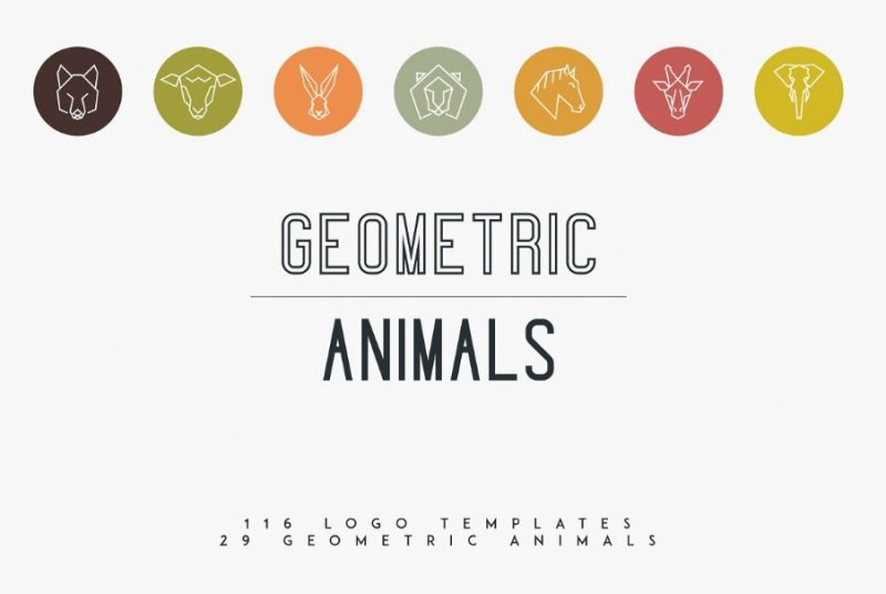 116 Animal Logo Design Pack