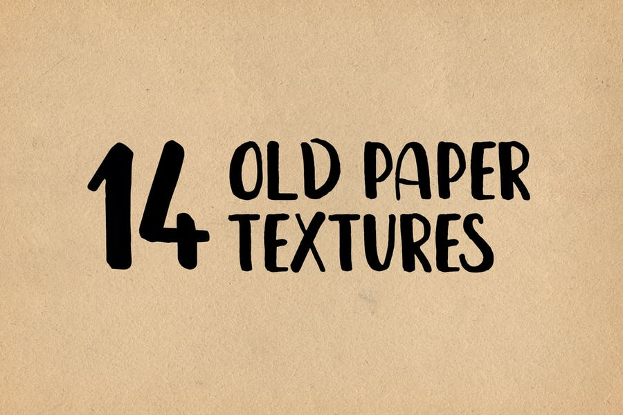 14 Old Texture Backgrounds