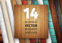 14 Seamless Wooden Textures