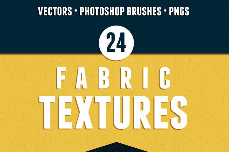 24 Fabric Textures Pack