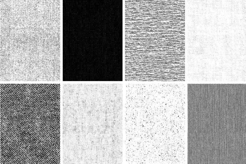 24 Seamless Fabric Textures