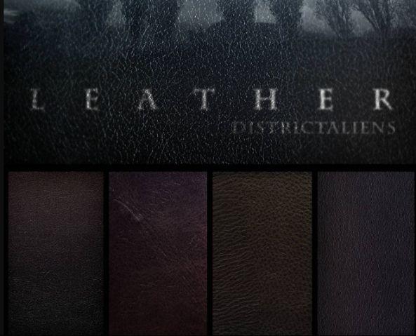 6 Unique Leather Textures