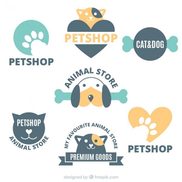 Animal Store Logo Design