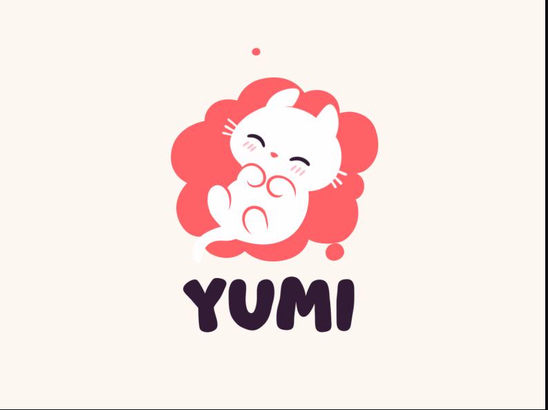 Animated Kitty Brand Identity