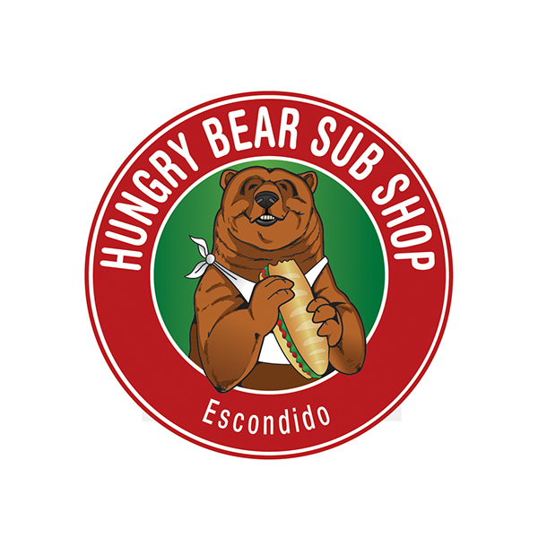 Bear Logo for Restaurant