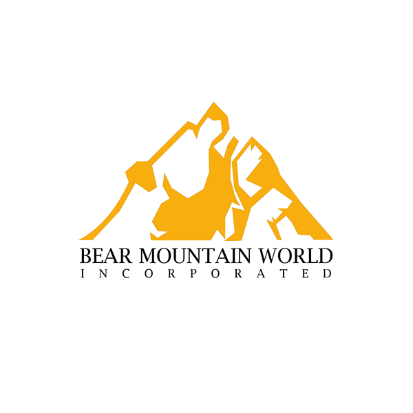 Bear Mountain Logo Idea