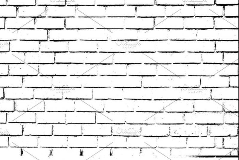 Brick Wall Overlay Textures