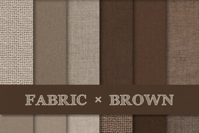 Brown Fabric Textures Pack