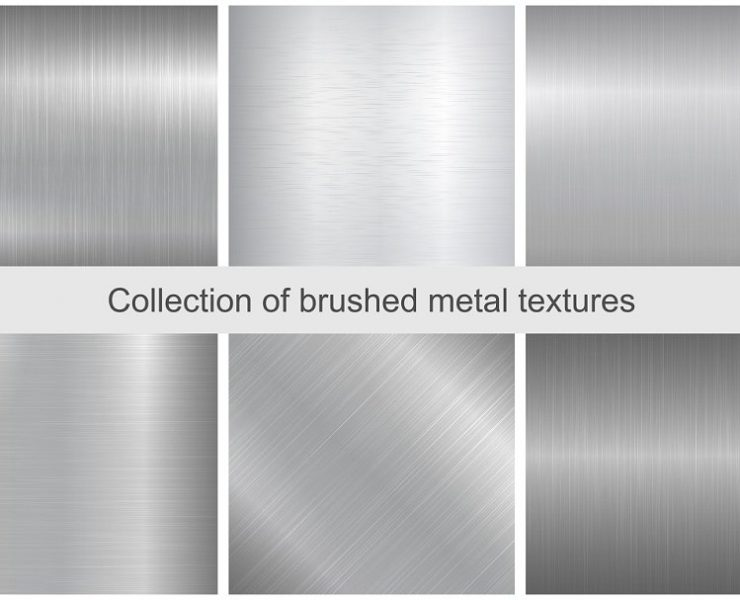 13+ Awesome Aluminium Textures and Wallpapers