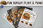 23+ Burger Flyer Templates PSD and AI Editable