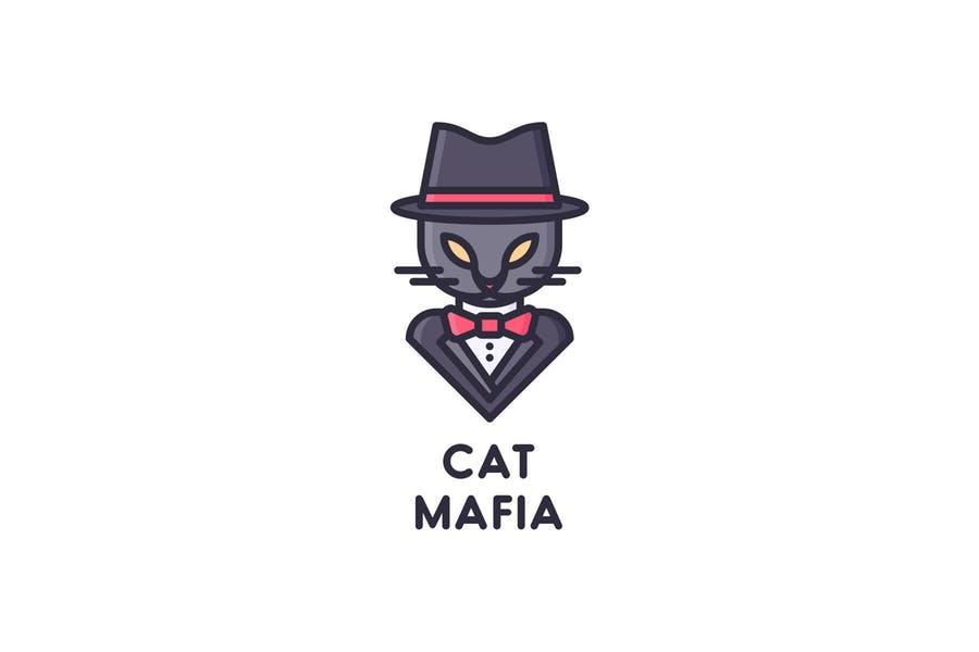 Cat Mafia Logo