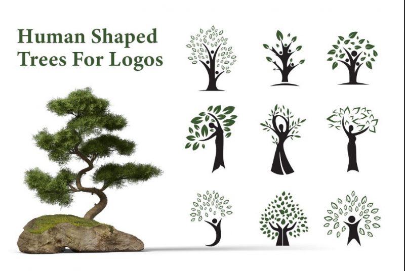 Creative Tree Logo Design