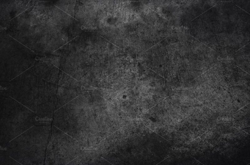 Dark Concrete Texture Background