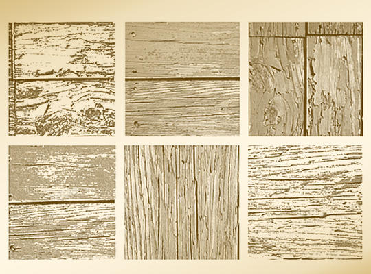 Distressed Wood paint Texture