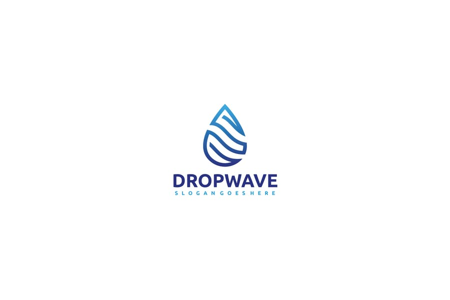 Drop Logo Design Example