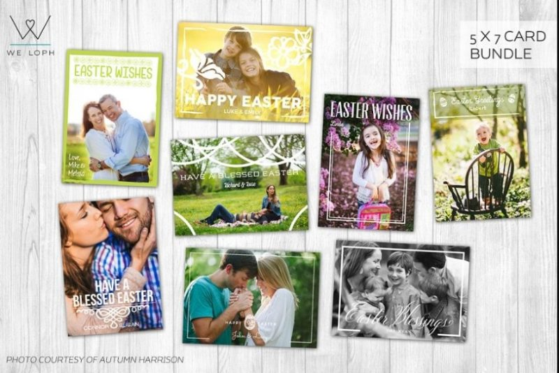 Easter Cards for Photographers