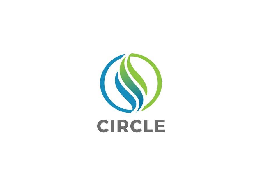 Editable Circle Logo Design