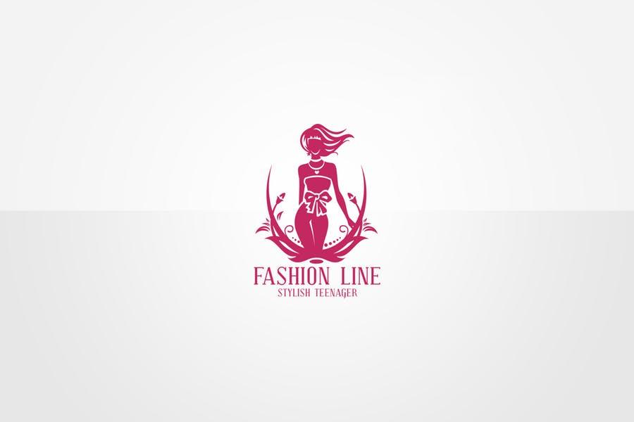 Editable Fashion Logo Template
