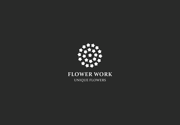 Floral Jewelry Logo Design