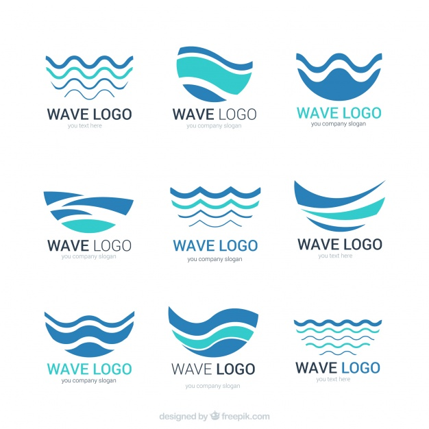 Free Abstract Wave logo