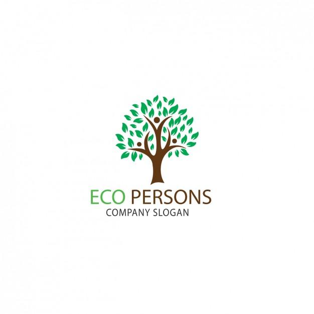 Free Eco Logo Branding