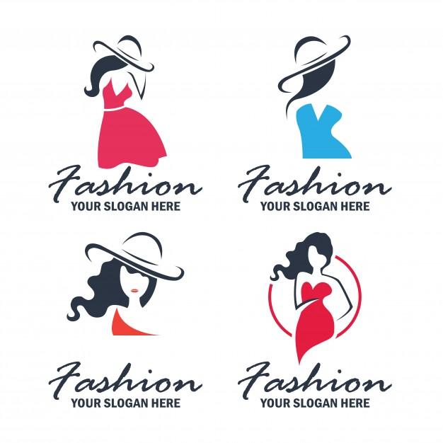 Free Set of Fashion Logo Concepts