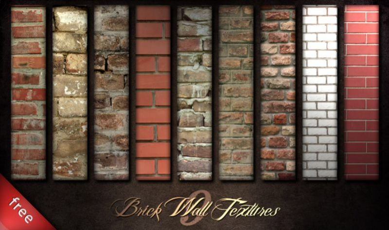 Free Wall Textures Pack