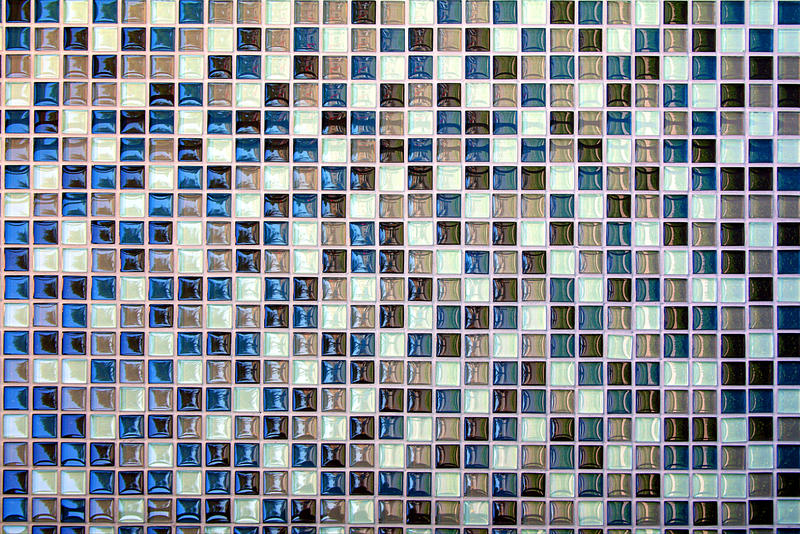 Glass Tile Texture
