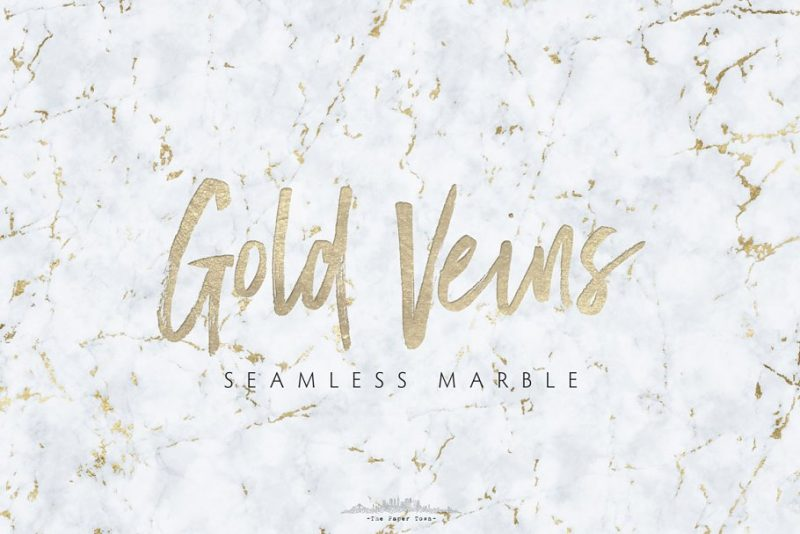 Gold and Marble Textures