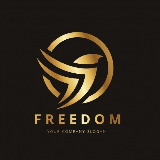 Golden Bird Logo Design