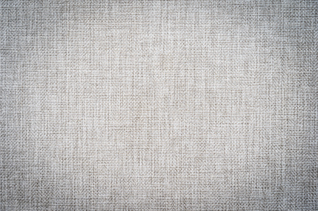 Grey Cotton Fabric Background