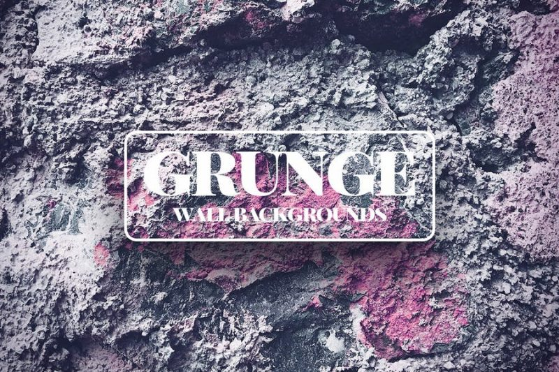 Grunge Wall Background PNG