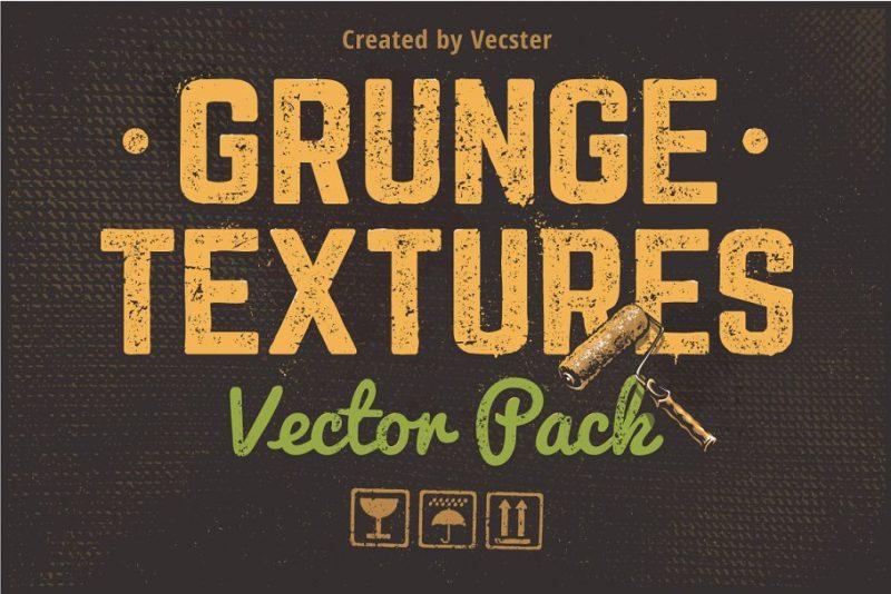 Hand Made Grunge Textures