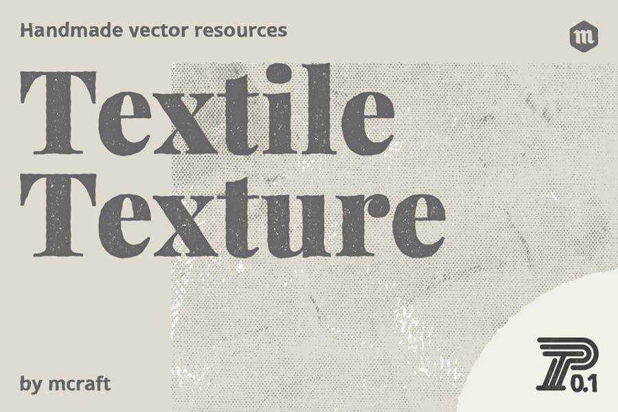 Handmade Textile Texture Pack