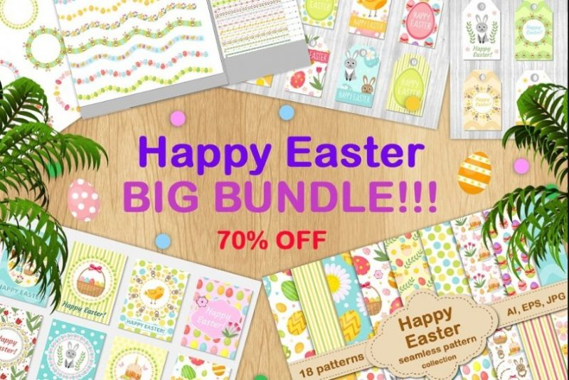 Happy Easter Bundle