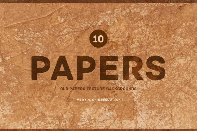 High Resolution Paper Texture