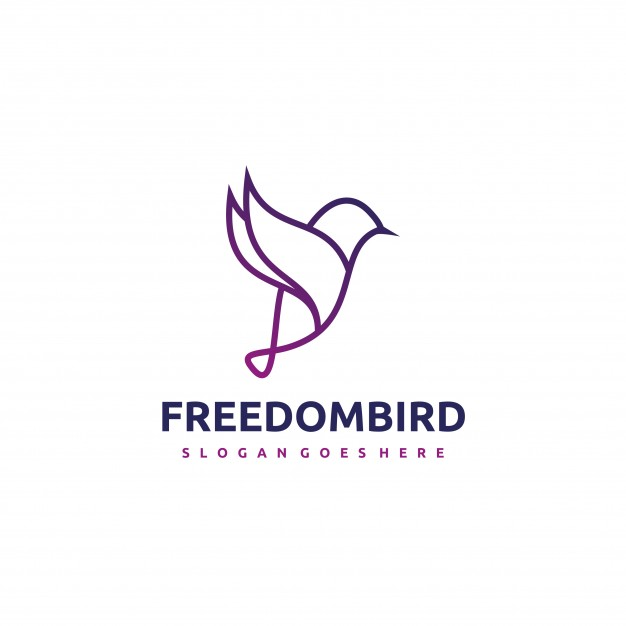 Hummingbird Logo Design Free