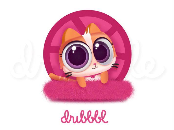 Innocent Cat Logo Idea