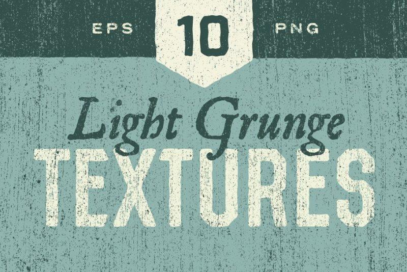 Light Grunge Textures PNG