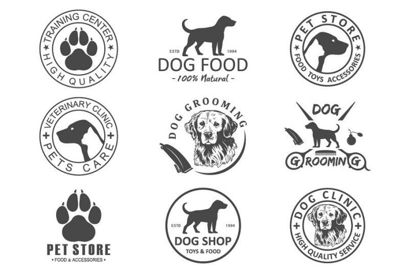 Logo Design for Dog Club