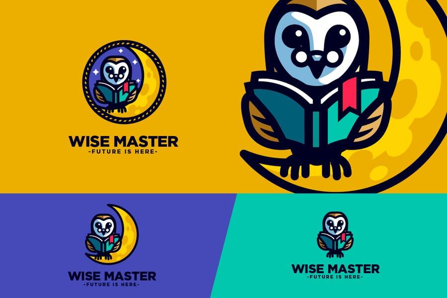 Logo Design for School