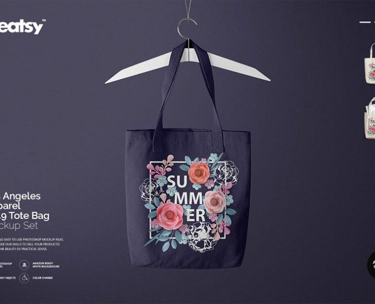 21+ Best Tote Bag Mockups PSD Download