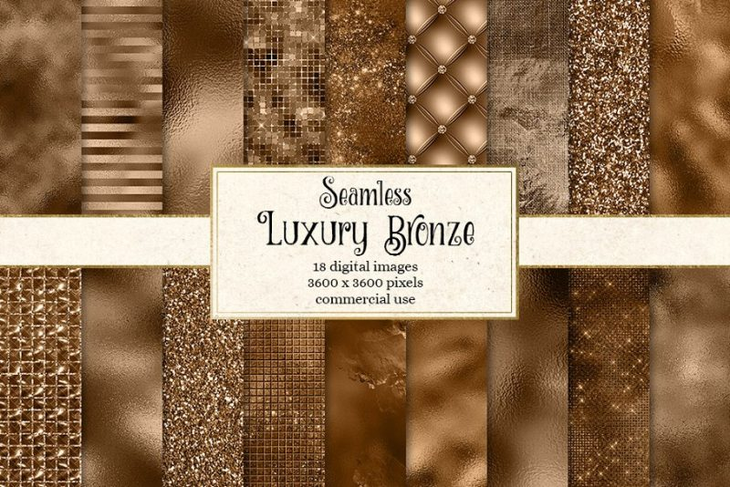 Luxury Bronze Texture Background