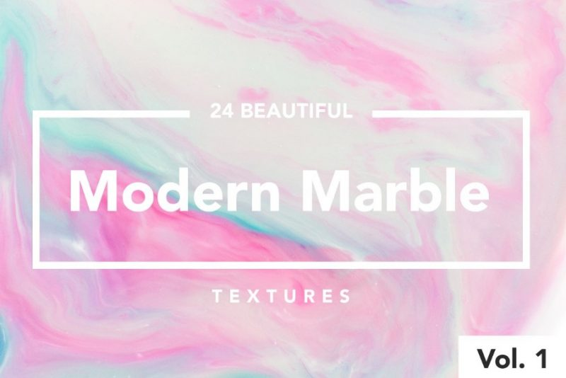 Marble Ink Textures Pack