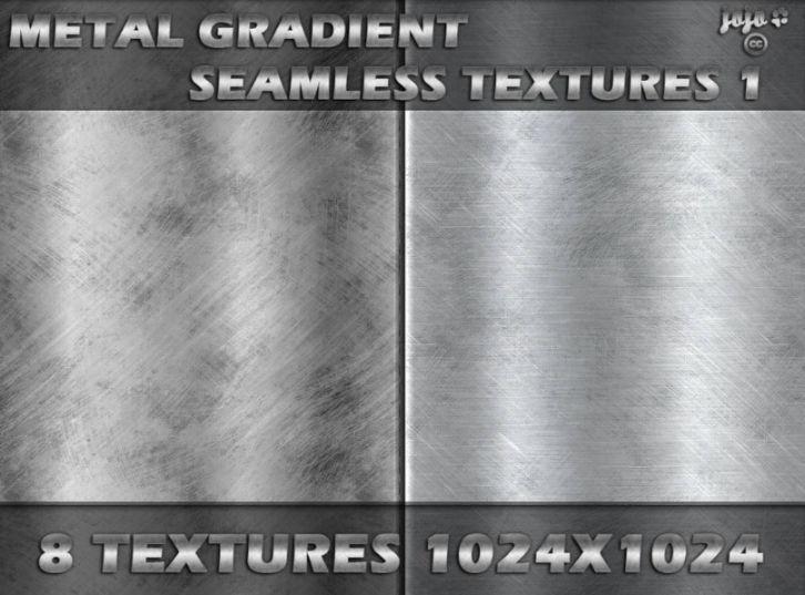 Metal Gradient Textures
