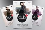 23+ Club Flyer Templates Design PSD, AI, and PDF