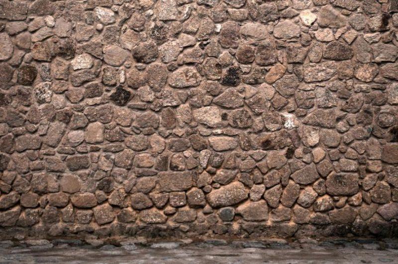 Minimal Stone Wall Background