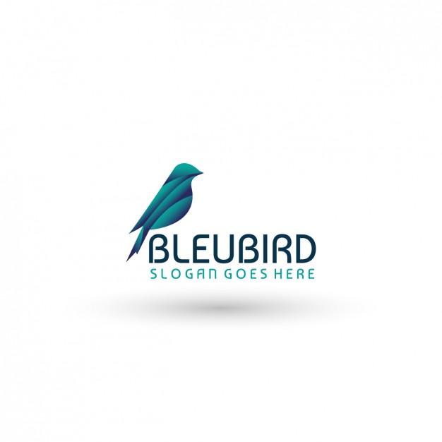Modern Bird Logo Download